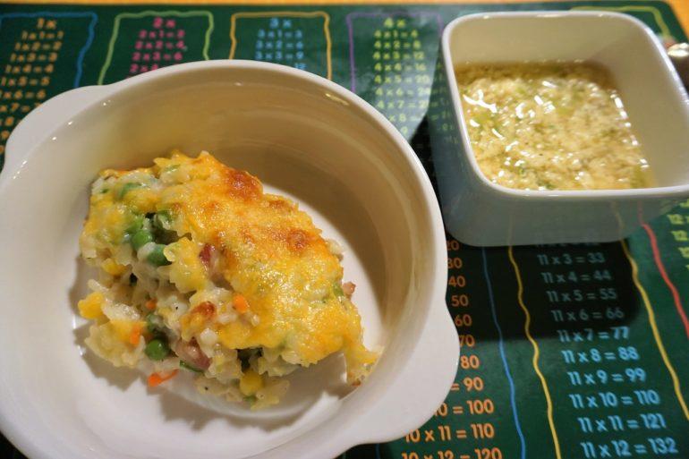 doria and cucumber soup