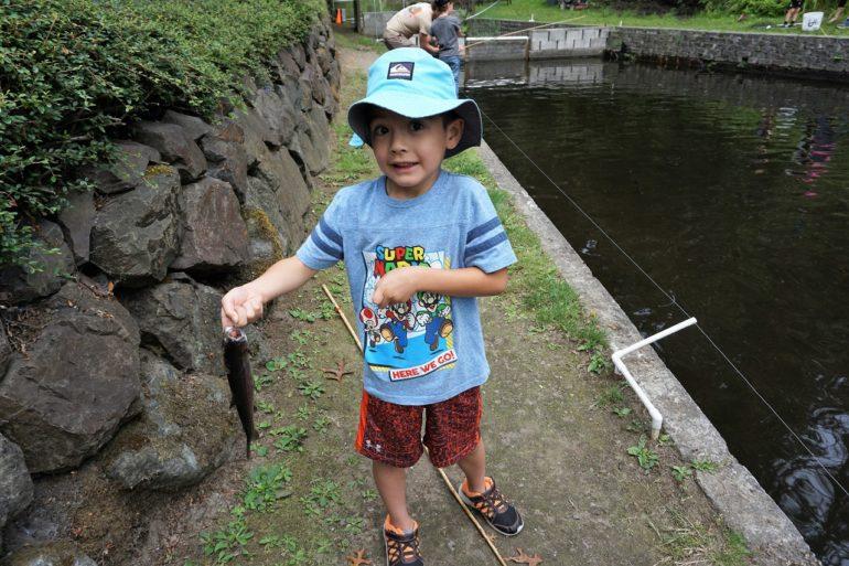fishing tako
