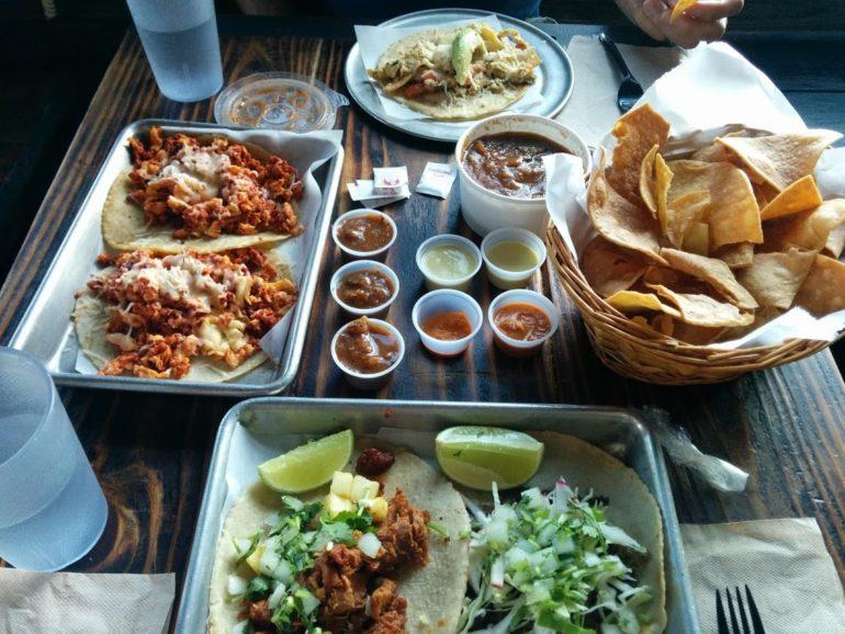 taco stop in Austin