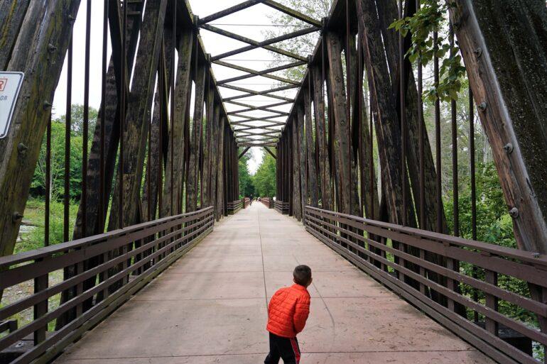 bridge hike