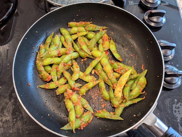 frying with toban djan
