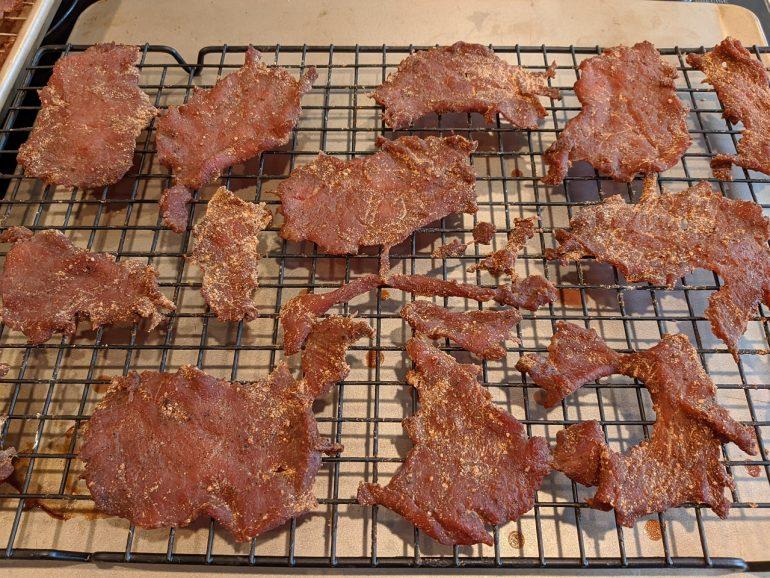 dried jerky