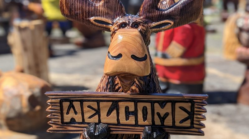 welcome moose