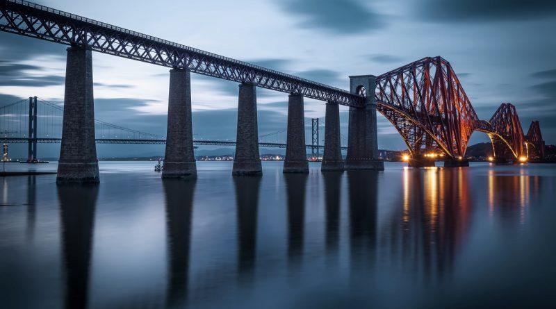 grey bridge